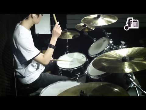 五月天 - 倉頡 drum cover by A-Chih Li