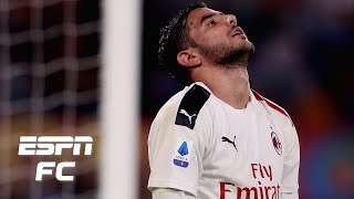 AC Milan has no identity or continuity - Matteo Bonetti | Serie A