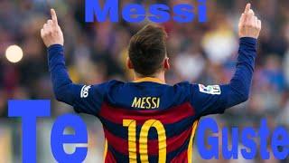 Messi Mix Te Guste Bad Bunny X Jennifer Lopez HD
