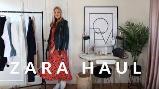 ZARA HAUL & TRY-ON | APRIL 2019 | LYDIA TOMLINSON