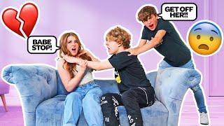 ABUSIVE BOYFRIEND PRANK ON BEST FRIENDS **Must Watch**😡  Piper Rockelle