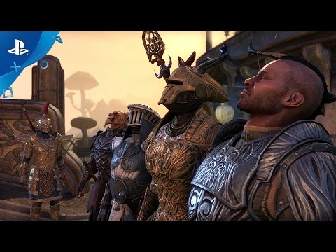 The Elder Scrolls® Online: Morrowind® Video Screenshot 4