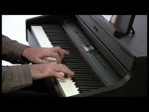 HP307 Digital Piano Overview