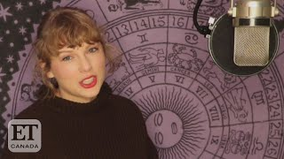 Taylor Swift In Studio Re-Recording Albums