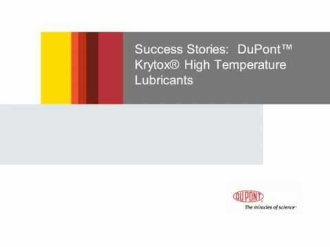 DuPont™ Krytox® - Successes in the Petrochemical Industry.wmv