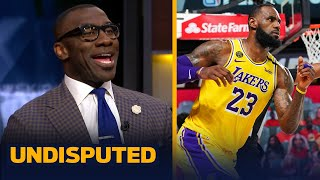 Bring out the champagne, it's over for the Rockets — Shannon on Lakers GM 4 win | NBA | UNDISPUTED