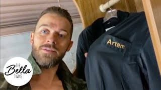 Artem's Dancing with the Stars TRAILER TOUR!