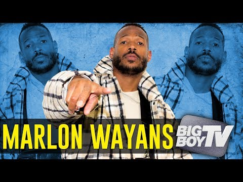 Marlon Wayans on Making White Chicks 2, Tupac & Biggie, Tekashi 6ix9ine & A Lot More!