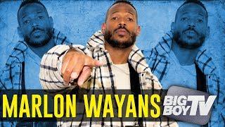 Marlon Wayans on Making White Chicks 2, Tupac & Biggie, Tekashi 6ix9ine & A Lot More!