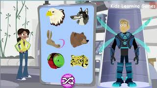 PBS Wild Kratts Games - Wild Kratts Aviva's Power Suit Maker PBS Kids