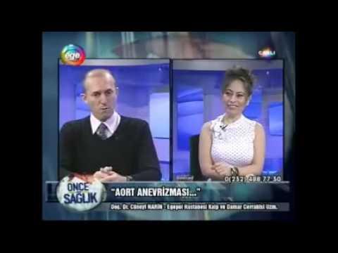 Abdominal Aort Anevrizması- Ege TV 15.01.2016
