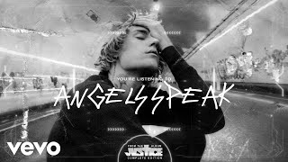 Angels Speak (Visualizer) – Justin Bieber Video HD