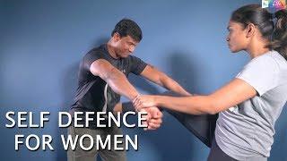 Upasana Konidela shows self-defence techniques for women..