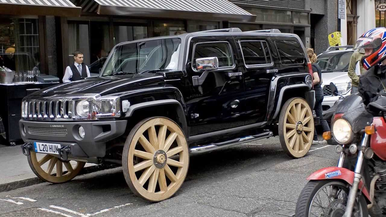 Hummer H3 Wagon Concept
