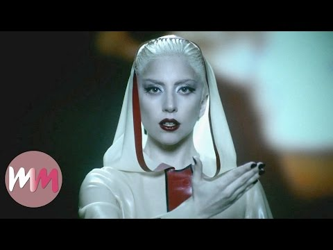 Top 10 Best Lady Gaga Music Videos