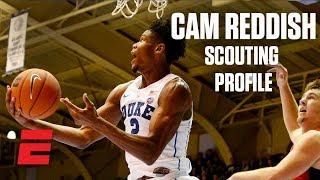 Cam Reddish preseason 2019 NBA draft scouting video   DraftExpress