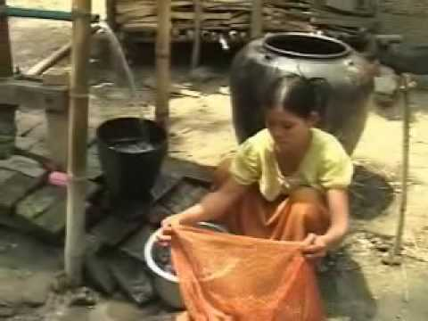 Myanmar water threatened by arsenic contamination