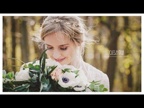 Tak powinno się bawić na własnym weselu! Piękny teledysk ślubny // CieszyOko 2017