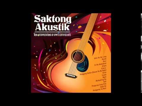 Saktong Akustik (Acoustic Interpretations of OPM Hits)