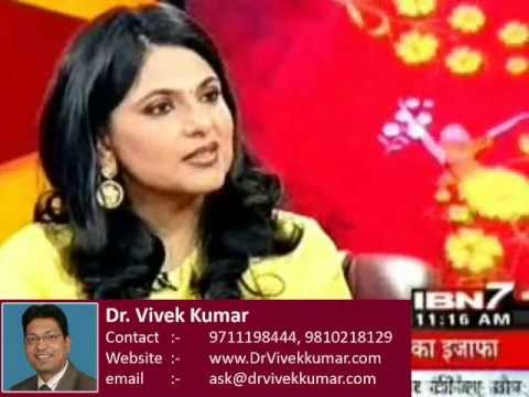 Dr. Vivek Kumar discussing about Face, Nose, Lips & Cosmetic surgery treatment