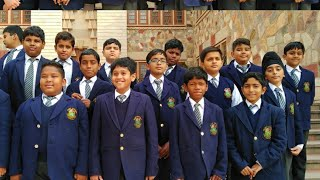 ST. Xavier`s School Jaipur - there shall be showers of blessings