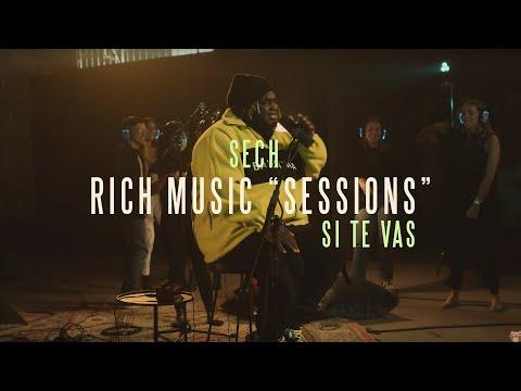 Sech - Rich Music Sessions: Si Te Vas Acústico (Video Oficial)