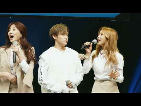 20161026 KT 청춘해 토크콘서트 Y틴  Do Better  I.M focus