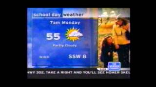 TWC Local On The 8s - April 3, 2005