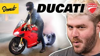 DUCATI - Everything You Need to Know   Up to Speed