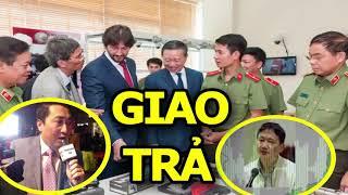 Trịnh Xuân Thanh được trả về Đức, Tô Lâm và Đường Minh Hưng cùng đệ tử được miễn truy cứu?