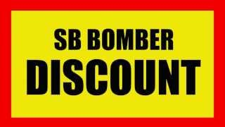 Repeat youtube video SB Bomber DISCOUNT | Huge 50$ Discount on Clyde's SB BOMBER