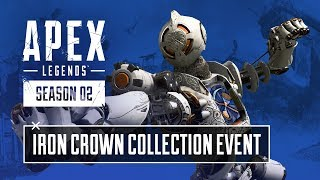 Iron Crown Collection Event Trailer preview image