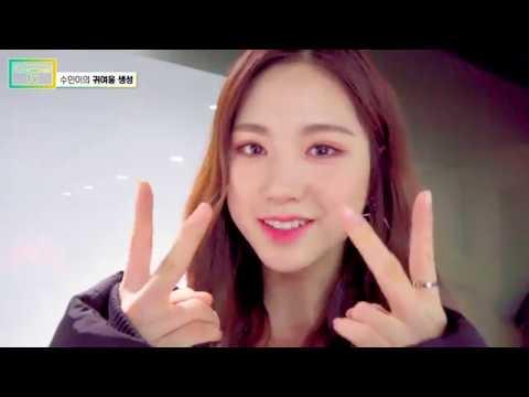 [DreamNoteTV ] 수민이의 귀여움 생성 (The cutest moment ever of Sumin)