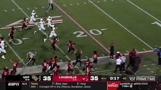UCF vs Louisville INSANE Ending | 2021 College Football