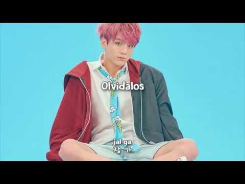 BTS (방탄소년단) - I'm Fine [Sub Español + Hangul + Rom] HD