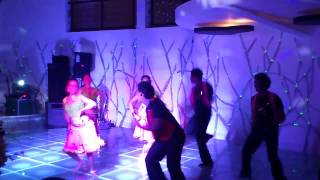 1234 Get On The Dance Floor Chennai Express Sri Lanka Wedding Dance