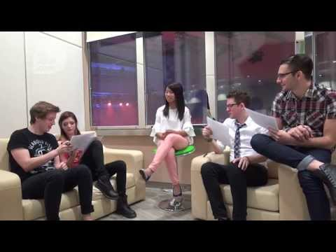 How well do Alex Goot and Against The Current know each other?