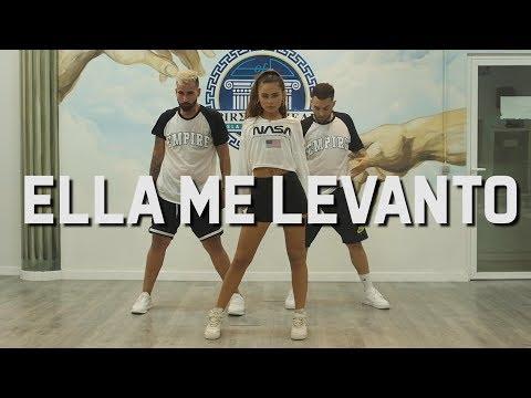 ELLA ME LEVANTO - Daddy Yankee   Choreography by Emir Abdul Gani ft. Sebastian Linares