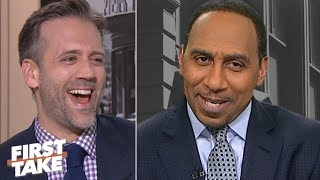 Stephen A. eats crow after Cowboys defeat Saints | First Take