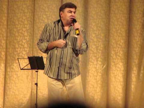 Михаил Шелег в г. Черкассы, 24.03.2012 г., Московская осень.avi