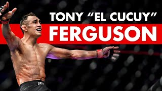10 Interesting Facts About Tony Ferguson