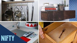 5 Amazing Hidden Storage Projects