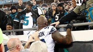"""NFL """"Bad Sportsmanship"""" Moments   Part 2"""