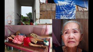 Không có tiền chữa trị, mẹ đem con về nằm chờ chết trong căn nhà hoang