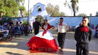 Carla Karina Quinceanera Waltz and Amazing Dad & Daughter Dance