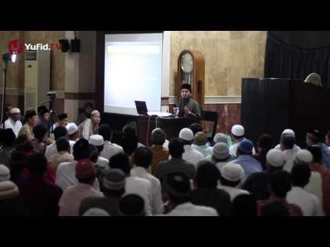 Kajian Tafsir Al Quran: Muqodimah Tafsir Surat Al Ashr - Ustadz Abdullah Zaen, MA