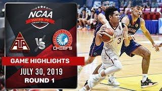 UPHSD vs. AU - July 30, 2019 | Game Highlights | NCAA 95 MB