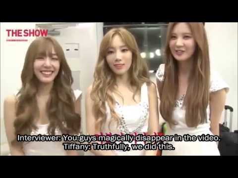 [ENG SUB] 141002 TaeTiSeo (SNSD) on Behind the Show