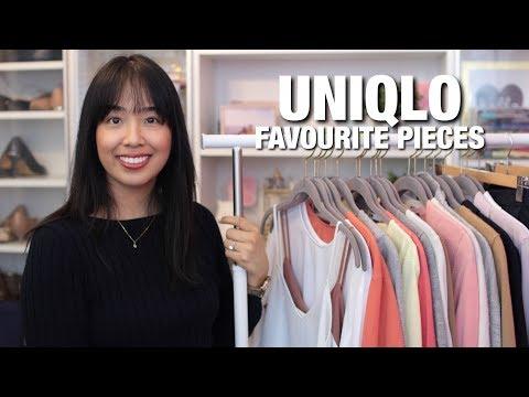 Uniqlo | Favourite Pieces