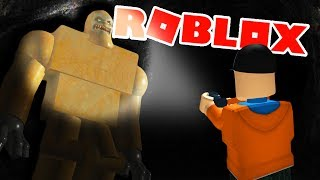 ATTACKED BY BIGFOOT IN ROBLOX! | Let's Play Finding Bigfoot in Roblox Gameplay